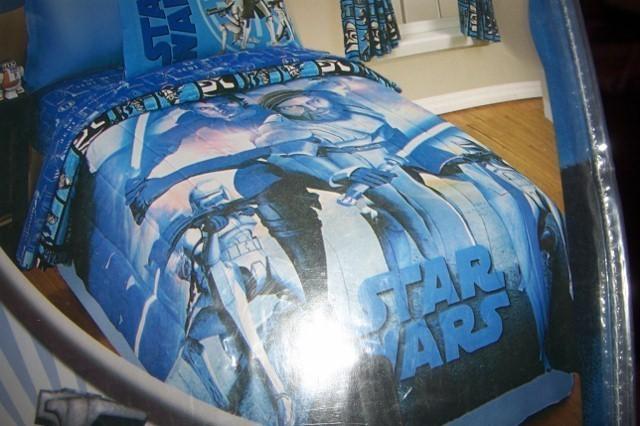 Star Wars Clone Wars Full Size Comforter New Star Wars