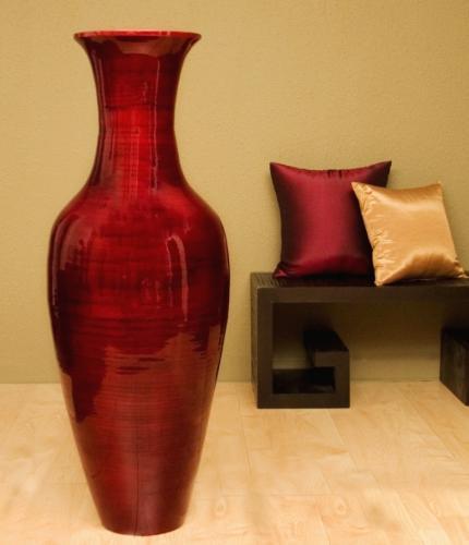 47 Classic Bamboo Floor Vase Large Floor Vases Home Dcor