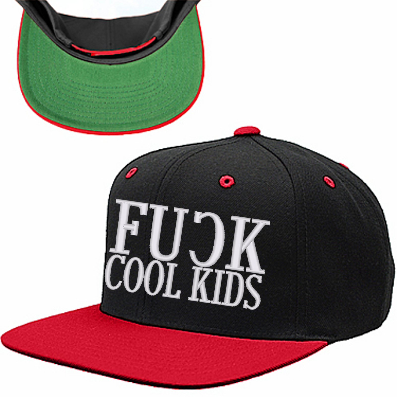 Cool Snapback Hats: Fu K Cool Kids Snapback Hat Cool Kids Hat