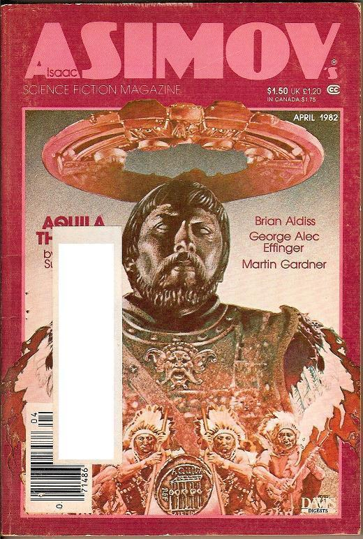 Isaac Asimov's Science Fiction Magazine April 1982