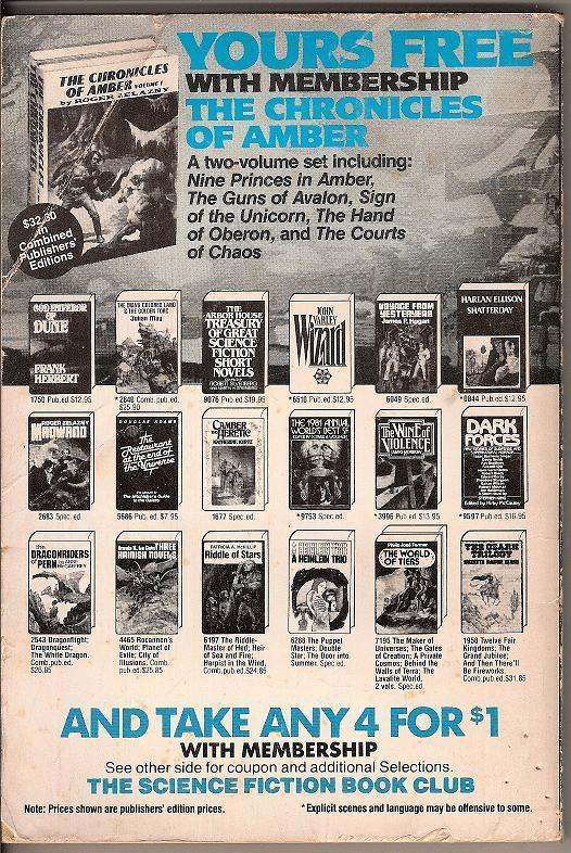 Image 1 of Isaac Asimov's Science Fiction Magazine May 1982