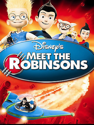 disney meet the robinsons soundtrack chargeball