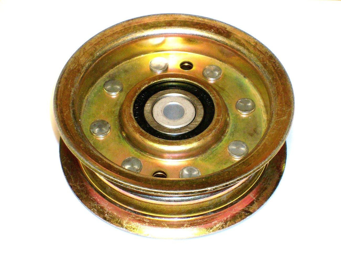 46 Quot Cut Deck Idler Pulley For Ayp Sears Craftsman Lawn