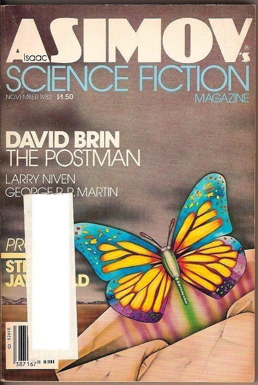 Image 0 of Isaac Asimov's Science Fiction Magazine November 1982