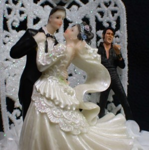 elvis wedding cake topper elvis king las vegas wedding cake topper top 1 14010
