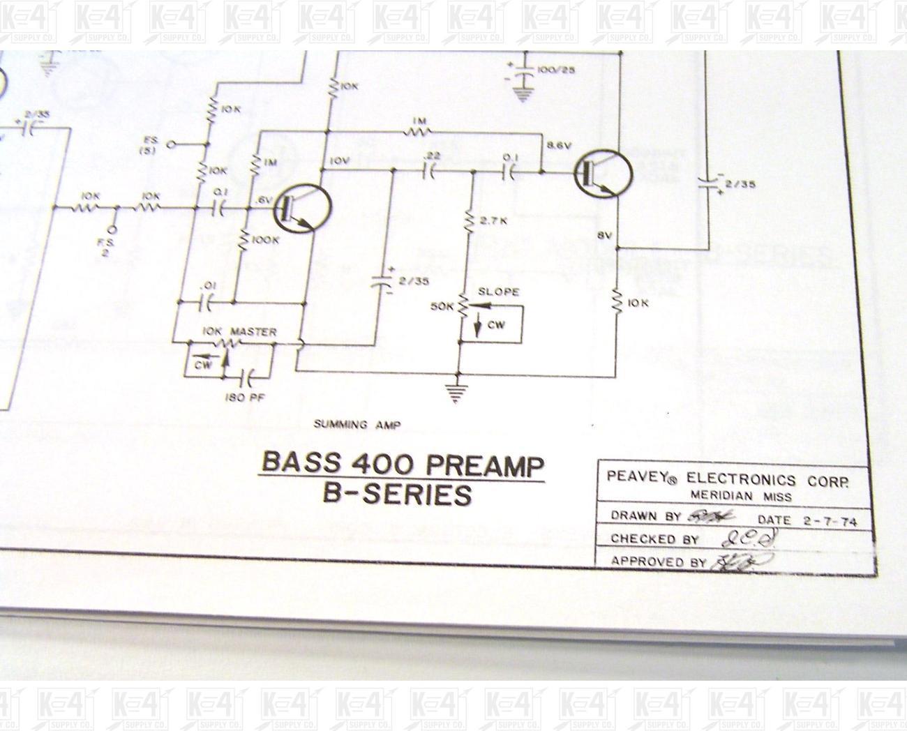 Mixer Wiring Diagram Ibanez Bass Guitar Wire Data Schema Grg Peavey Cs 800 Parts Elsavadorla Controls On An Sdgr 4 String