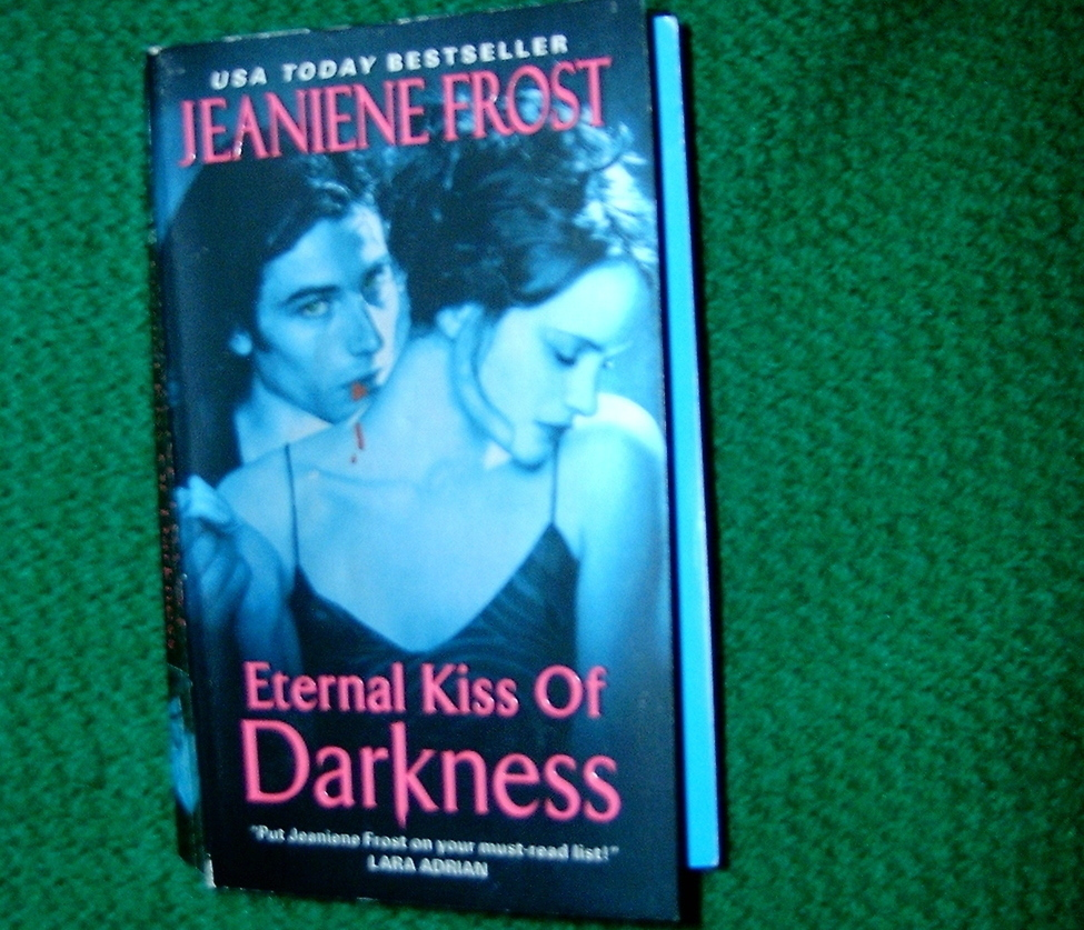 Eternal Kiss of Darkness Vampire Book
