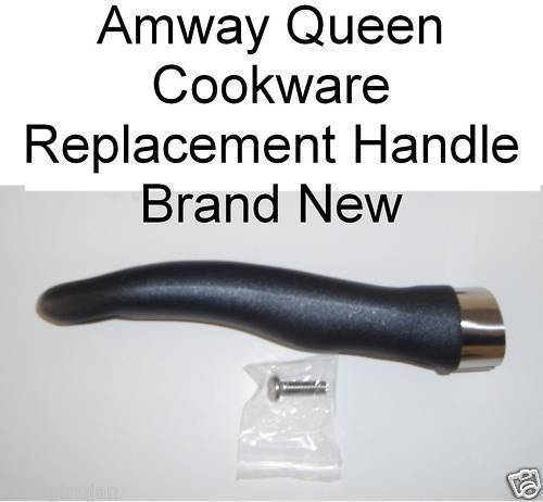 Amway Queen Cookware Pot Pan Skillet Replacement Handle