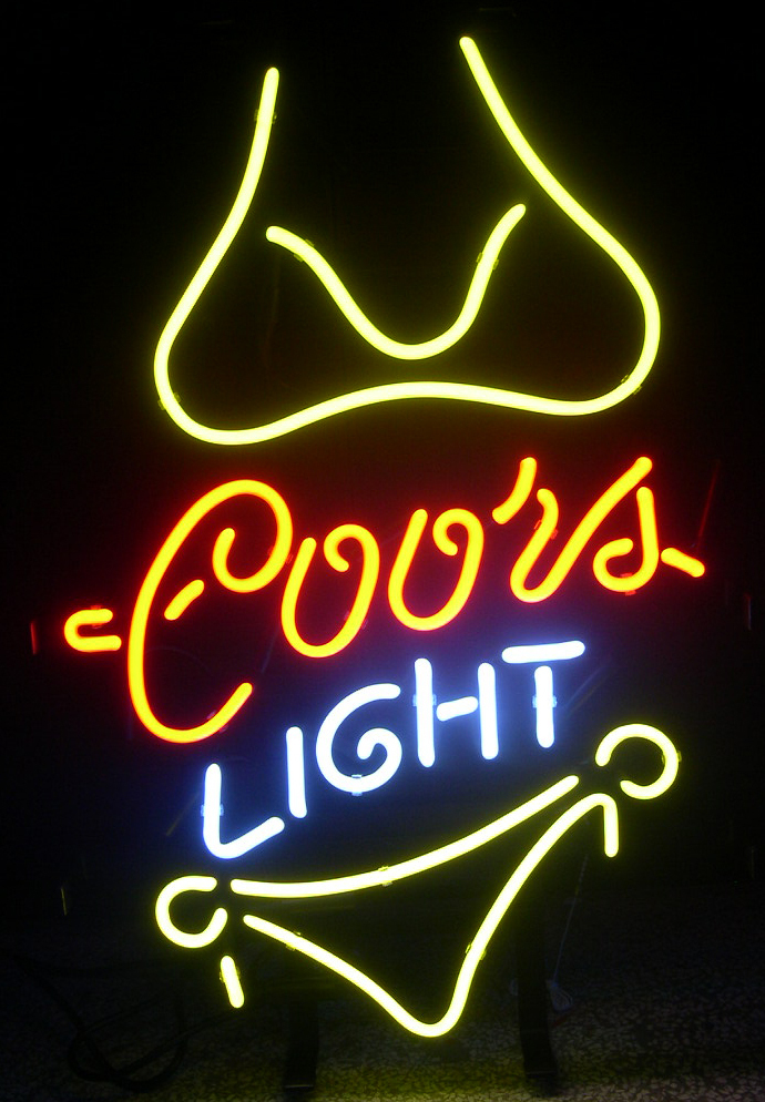 Prang-US Coors Light Snow Mountain Neon Signs 17×14 inch, Real Neon Signs Made with Glass Tubes, Brilliant Neon Open Sign. Eye-catching Neon Beer Sign. by Prang-US. $ (1 new offer) 5 out of 5 stars 4. Product Features rburbeltoddrick.ga High Quality Neon Signs for Whole sales and Retailers.
