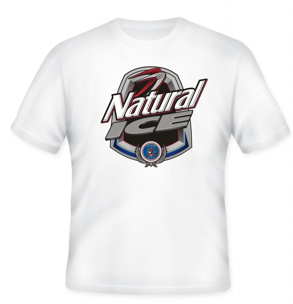 Natty Ice Logo Natural Ice Beer Natty Light t