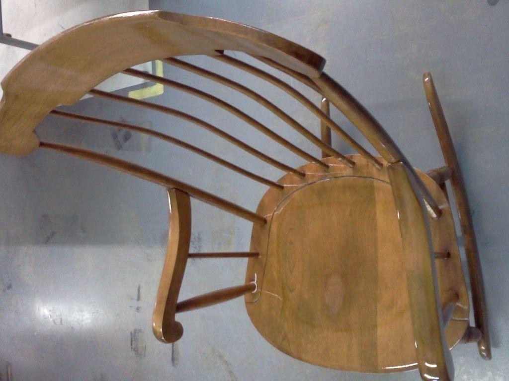 Nichols & Stone Co. Rocking Chair Boston Rocker Gardner, Massachusetts ...