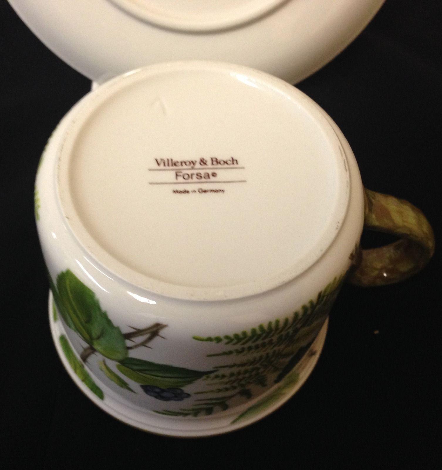 villeroy boch forsa flat demitasse cup and saucer set villeroy boch. Black Bedroom Furniture Sets. Home Design Ideas