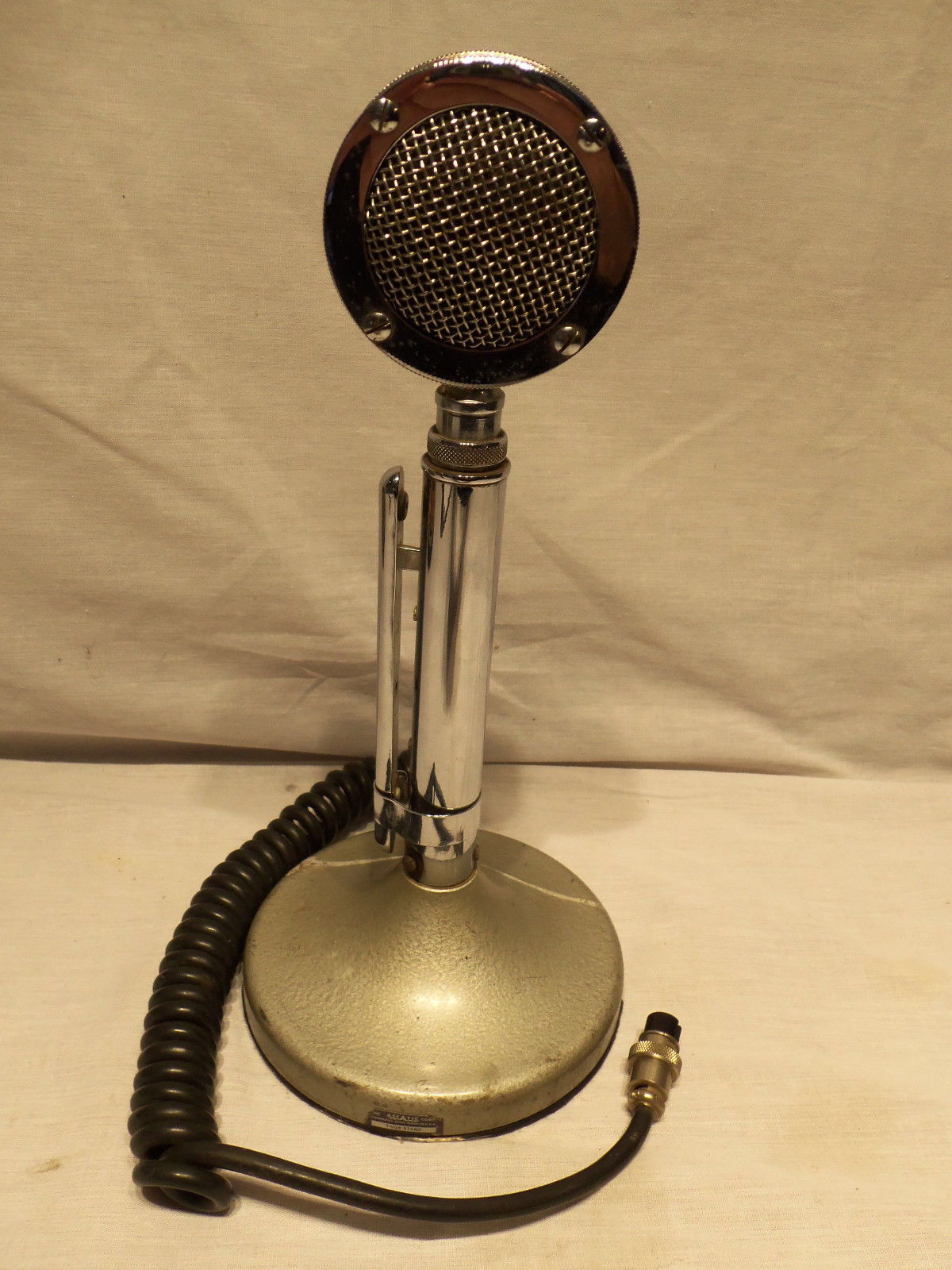 used vintage astatic microphone for sale 31 ads in us. Black Bedroom Furniture Sets. Home Design Ideas