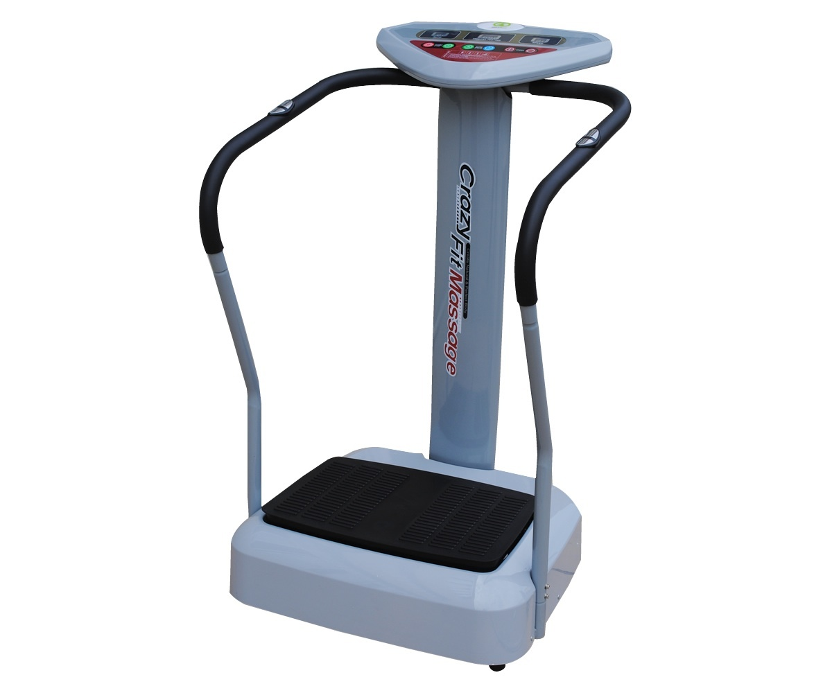 1100w full body vibration plate machine crazy fit massage massagers. Black Bedroom Furniture Sets. Home Design Ideas