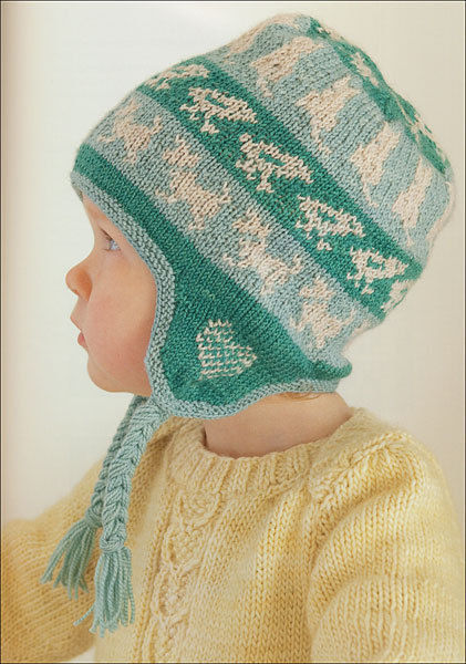 Knitting Pattern Books Hats : Knitting Gifts for Baby Knit Patterns Book Afghan Blanket ...