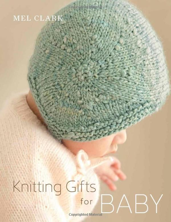Knitting For Babies Books : Knitting gifts for baby knit patterns book afghan blanket
