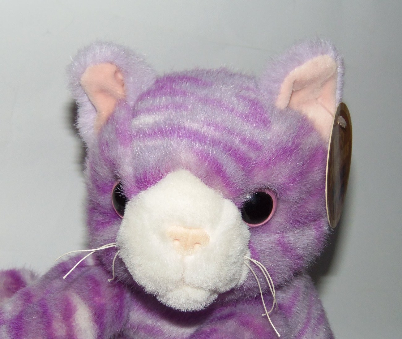 Purring Cat Stuffed Animal S