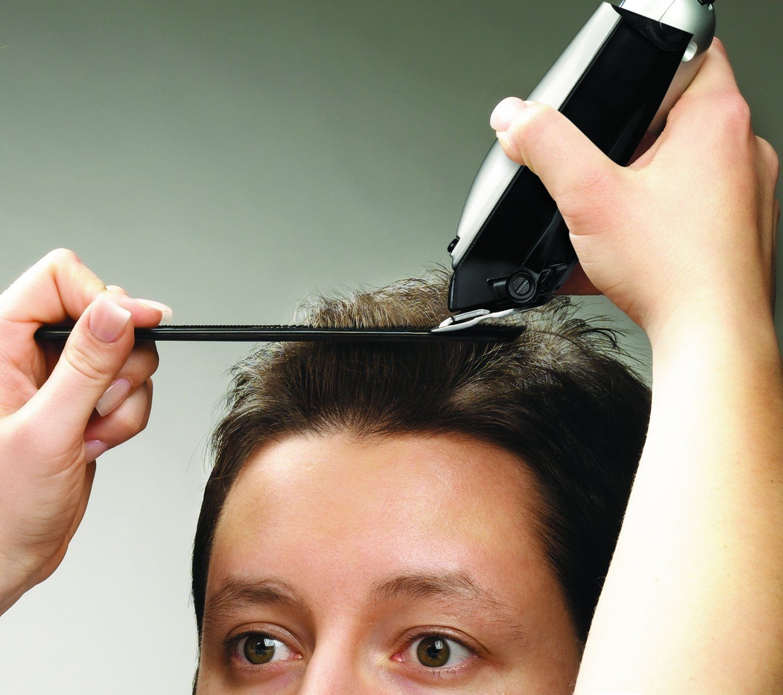 barber shop beard trimmer home haircut men cutting hair style clipper combo k. Black Bedroom Furniture Sets. Home Design Ideas