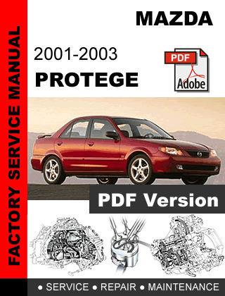 mazda 323 protege bg 1994 factory service repair manual