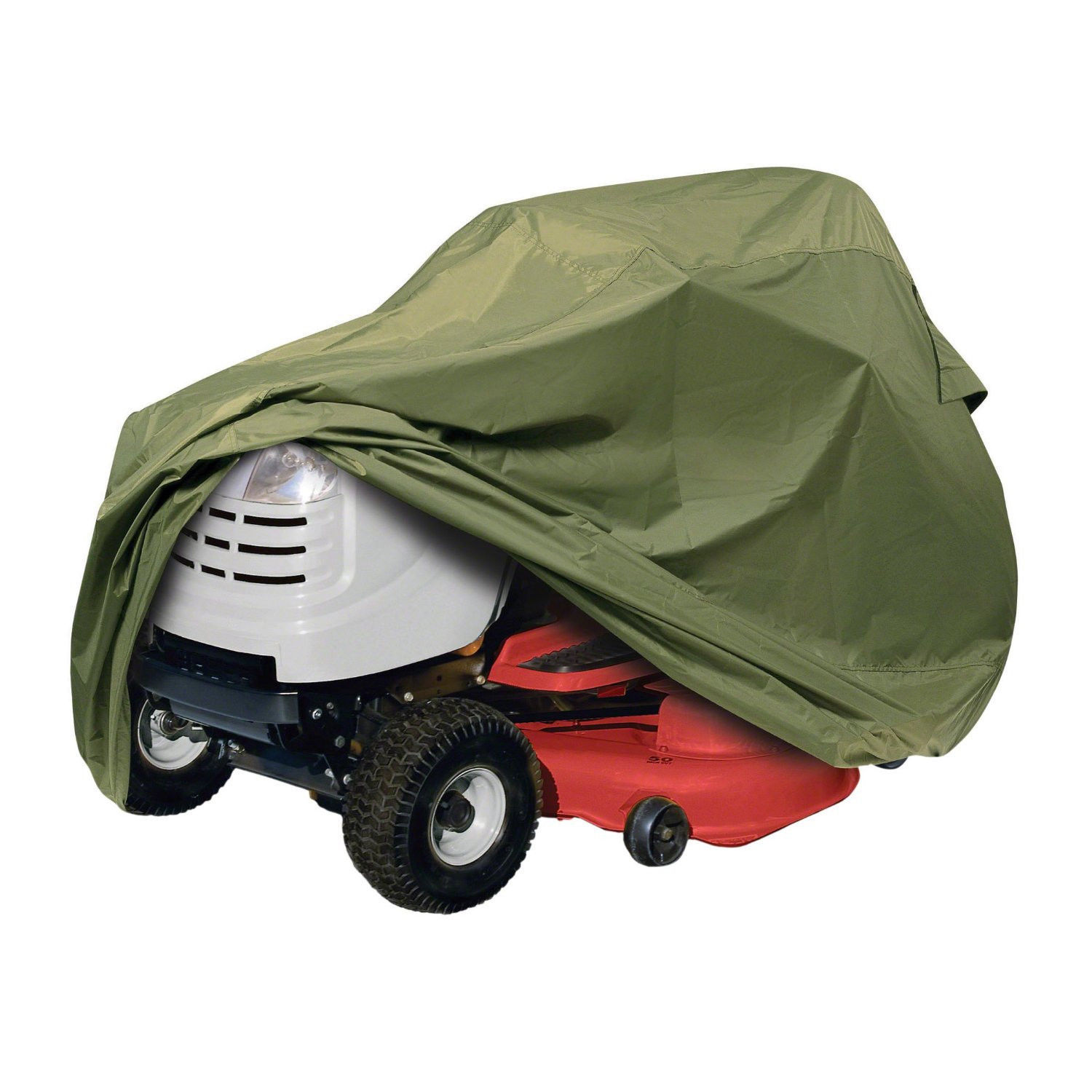 Tree Sap Dual Riding Lawn Mowers Tractor Cover - Parts & Accessories