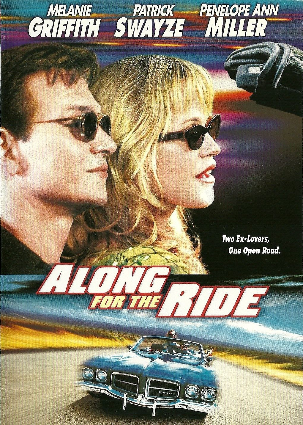 Along For The Ride DVD Melanie Griffith Patrick Swayze ...