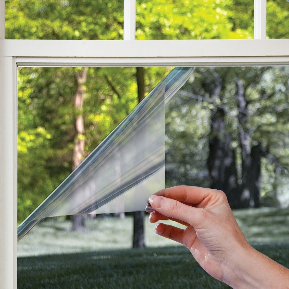 Privacy Window Film Home Window Tinting Residential Cling ...