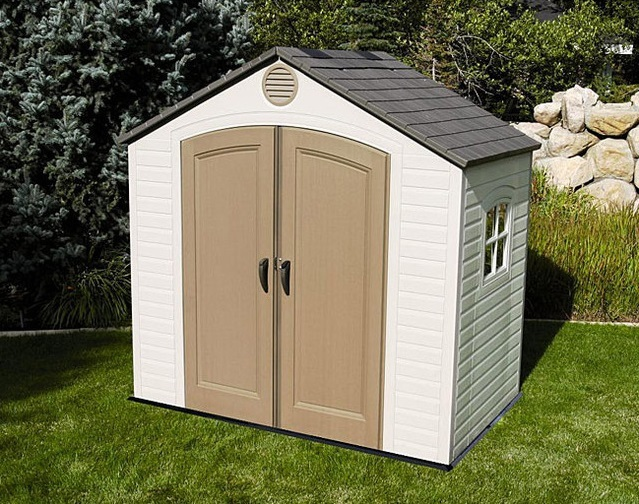 Sheds ottors outdoor small storage sheds for Outdoor garden shed