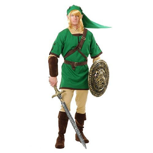 Teen Elf Costume 112