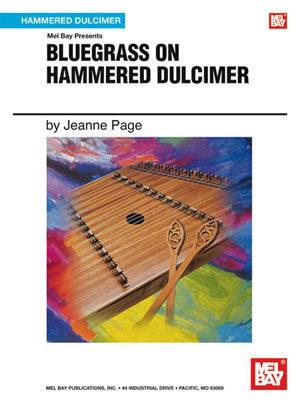 Bluegrass On Hammered Dulcimer Songbook String Instruments