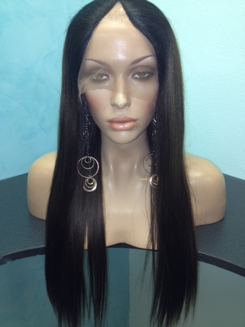 100 Human Hair U Part Wigs 27