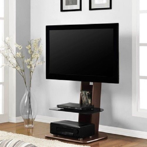 Altra Galaxy TV Stand With Mount For TVs Up To 50 Space Saver Flat Pane