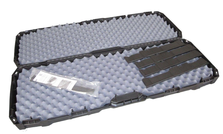 flabeau tactical ar msr gun case rifle hard padded airline scope black new cases. Black Bedroom Furniture Sets. Home Design Ideas