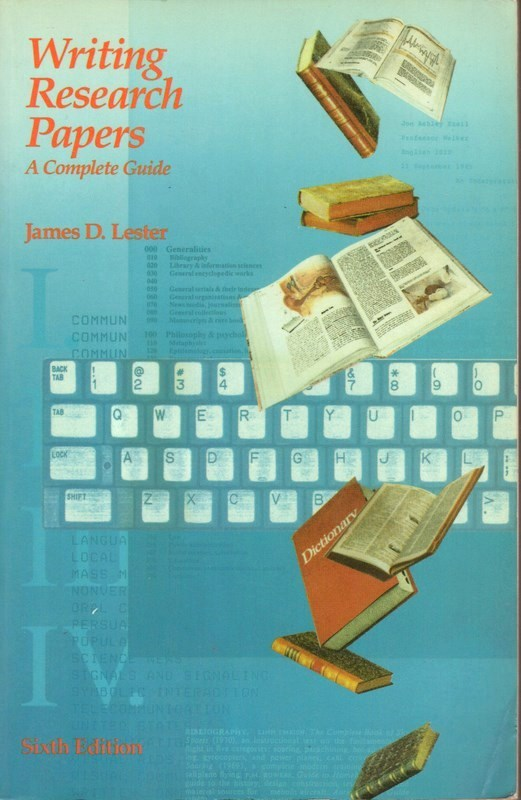 writing research papers by lester Buy writing research papers (spiral) 14th edition (9780205236411) by james d lester for up to 90% off at textbookscom.