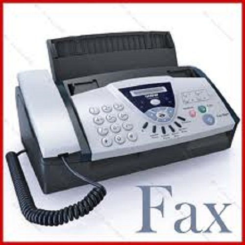 fax copier machine