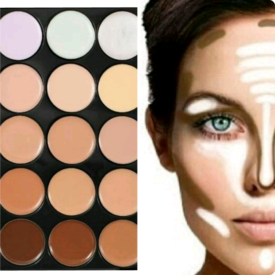 как наносить мак макияж