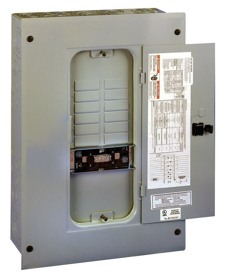 Reliance Controls Panel/Link Generator Transfer Switch Up To 15000W