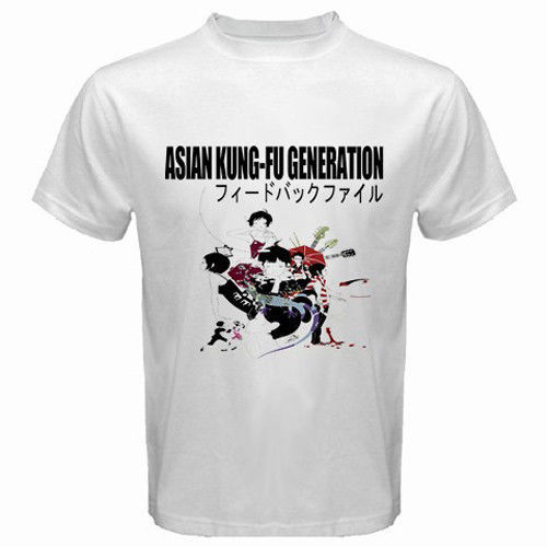 Asian Kung Fu Generation Shirt 102