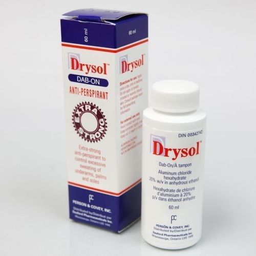 Drysol Dab Extra Strong Anti Perspirant Large