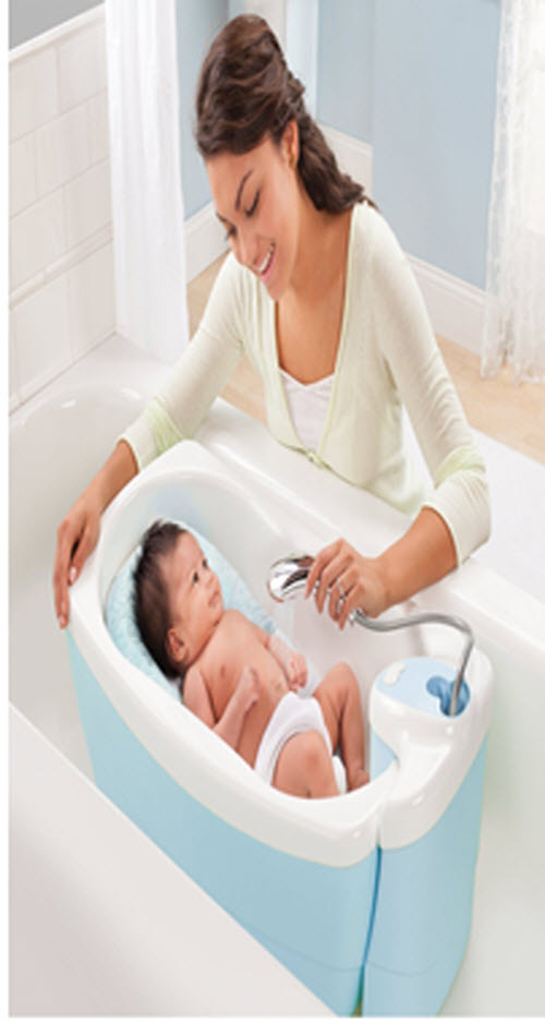baby bath tub diapers clean wash home hair cap little infant whirlpool shower sp bathing. Black Bedroom Furniture Sets. Home Design Ideas