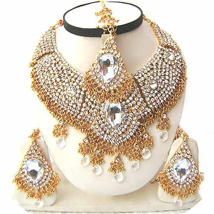Bridal necklace np 20 for Bridesmaid jewelry sets under 20