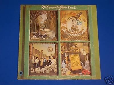 WELCOME TO GOOSE CREEK----VINYL LP [Vinyl] GOOSE CREEK SYMPHONY