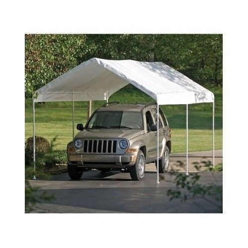 Tarp Shelter Garage : Patio driveway shelter canopy cover shade deck lawn