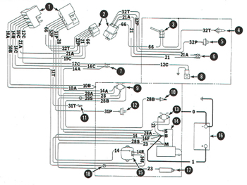 Wiring Diagram For A T250 Bobcat
