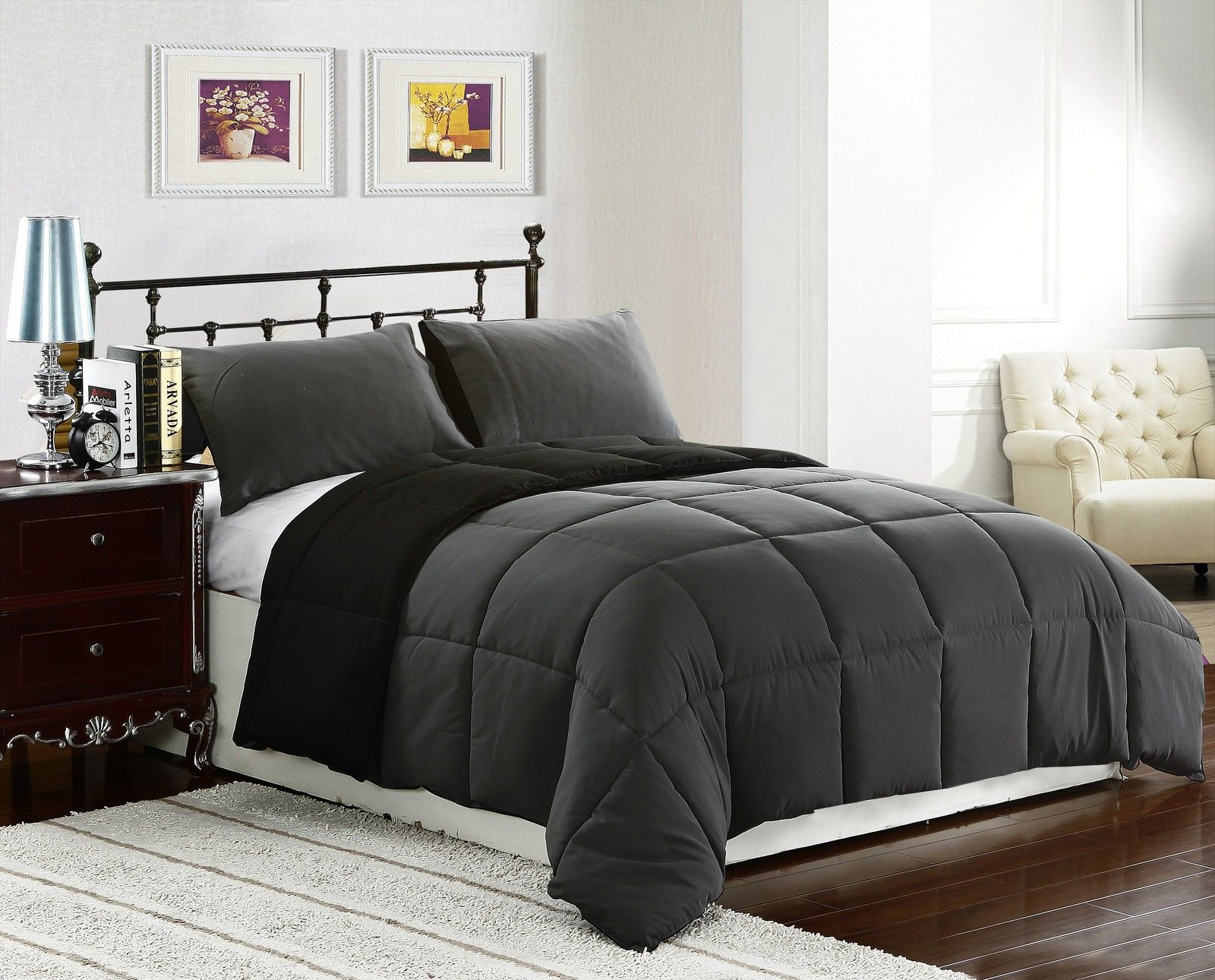 click picture to enlarge. Black Bedroom Furniture Sets. Home Design Ideas