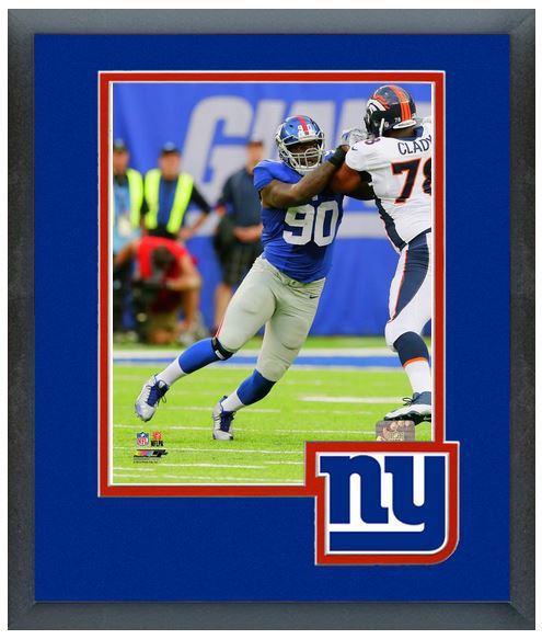 Jason Pierre-Paul 2013 New York Giants