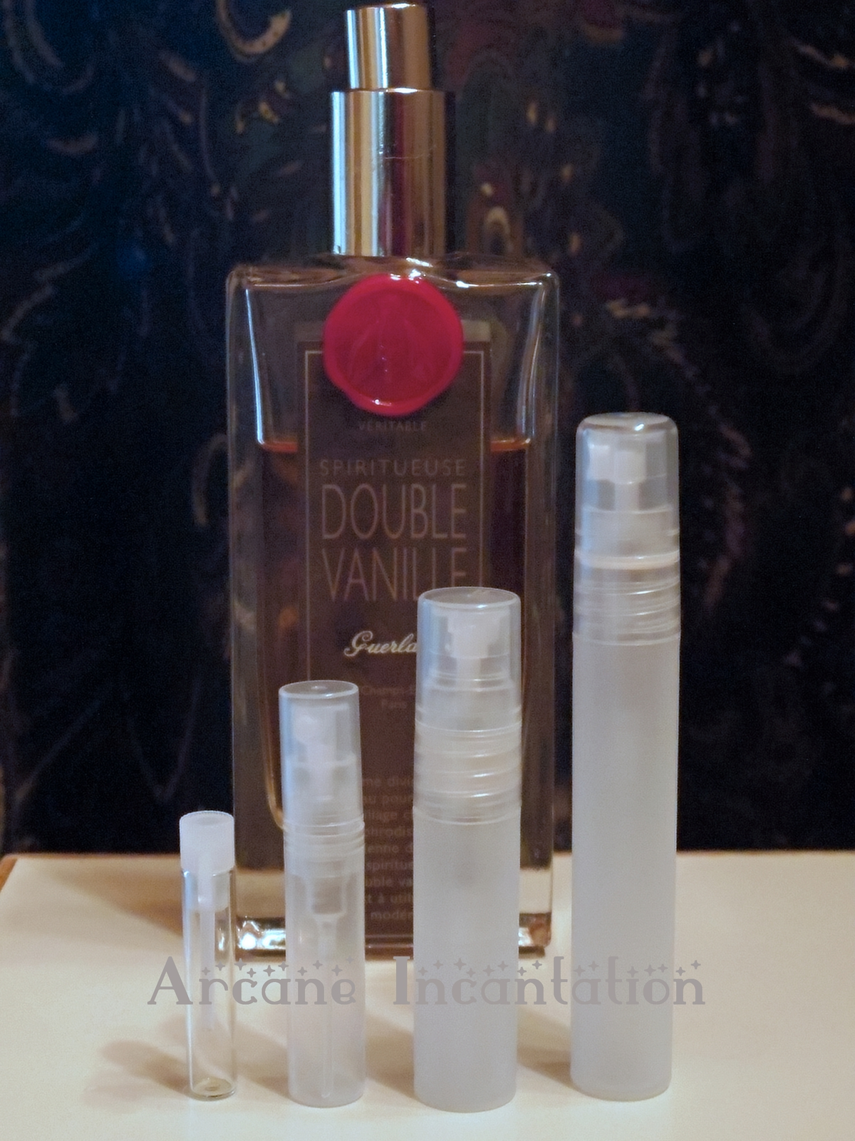 Image 0 of Guerlain Spiritueuse Double Vanille Eau de Parfum Decant Samples