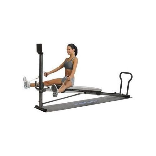Home gym equipment total workout machine and similar items