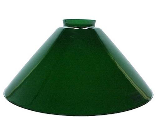 green glass italian x 10 cone light lamp shade new pendant island. Black Bedroom Furniture Sets. Home Design Ideas