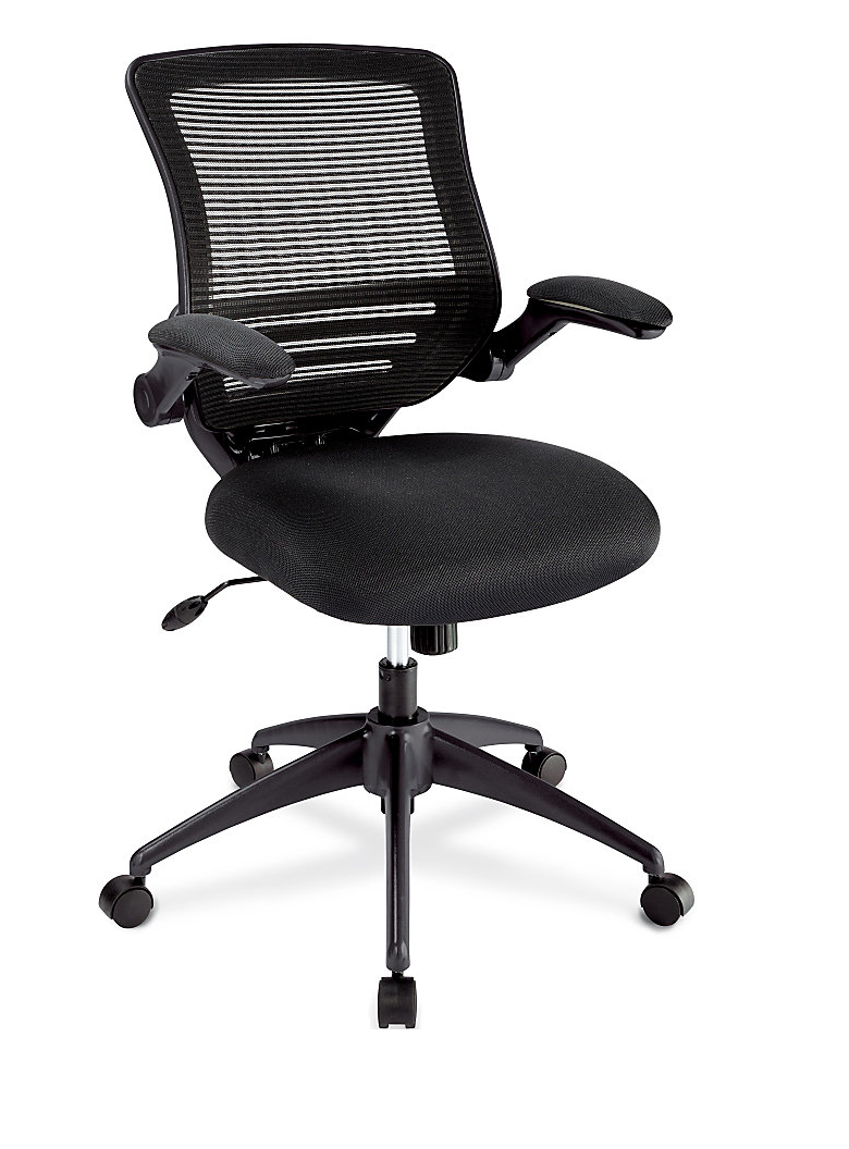 Realspace Lundey Mesh Mid-Back Chair