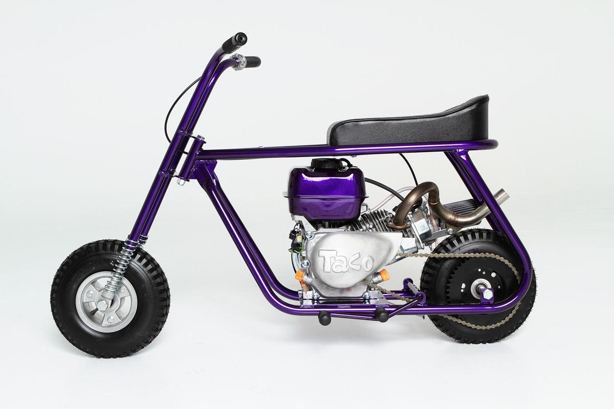 Mini Bike Accessories : Taco b mini bike hp engine motor air filter